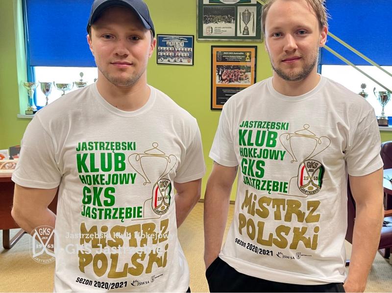 T-shirt Mistrz Polski