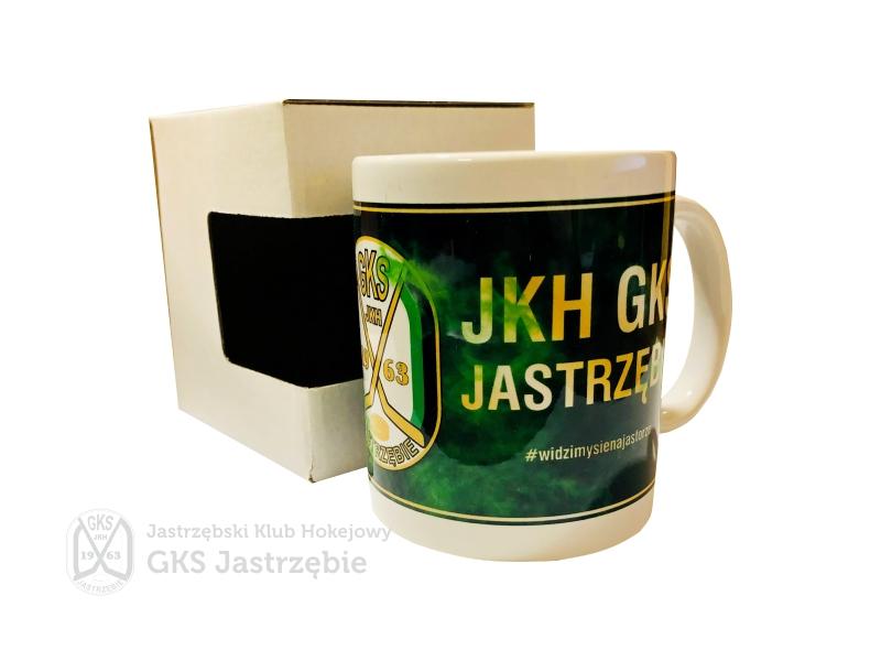 KUBEK z logo JKH